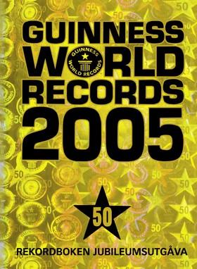 Guinness Rekordbok 2005