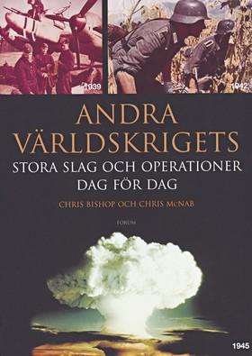 Andra världskrigets stora slag och operationer dag för dag