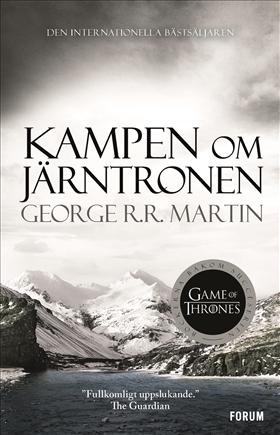 E-bok Game of thrones - Kampen om Järntronen av George R. R. Martin