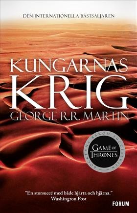 E-bok Game of thrones - Kungarnas krig av George R. R. Martin