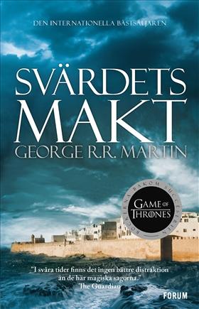 E-bok Game of thrones - Svärdets makt   av George R. R. Martin