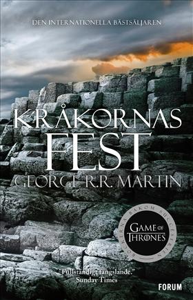 E-bok Game of thrones - Kråkornas fest av George R. R. Martin