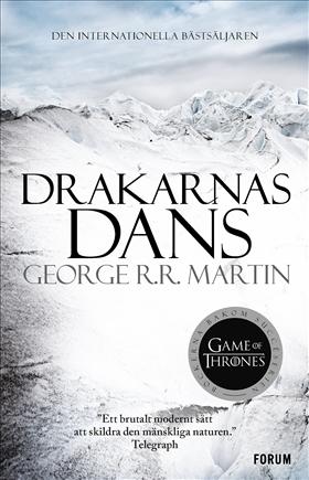 E-bok Game of thrones - Drakarnas dans  av George R. R. Martin