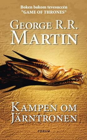 Game of thrones - Kampen om Järntronen av George R. R. Martin