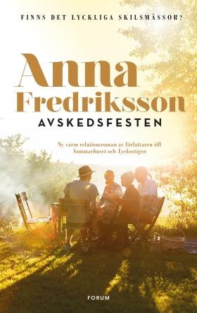 E-bok Avskedsfesten av Anna Fredriksson