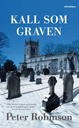E-bok Kall som graven av Peter Robinson
