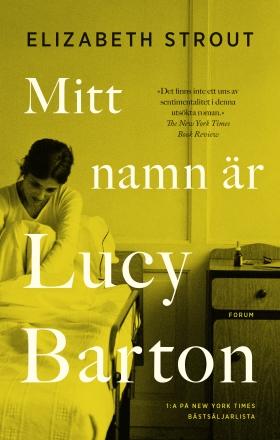 E-bok Mitt namn är Lucy Barton av Elizabeth Strout