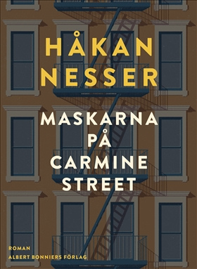E-bok Maskarna på Carmine Street av Håkan Nesser
