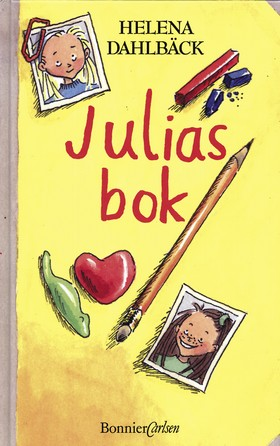 E-bok Julias bok av Helena Dahlbäck
