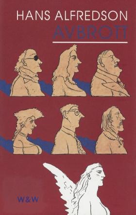 E-bok Avbrott av Hans Alfredson