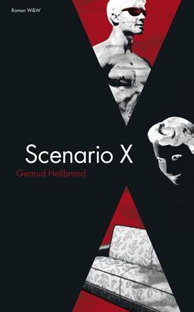 E-bok Scenario X av Gertrud Hellbrand