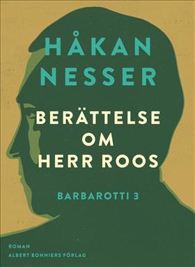 E-bok Berättelse om herr Roos av Håkan Nesser