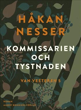 E-bok Kommissarien och tystnaden av Håkan Nesser