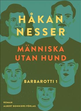 E-bok Människa utan hund av Håkan Nesser