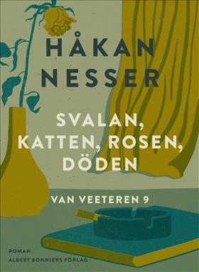 E-bok Svalan, katten, rosen, döden av Håkan Nesser