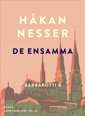 E-bok De ensamma av Håkan Nesser