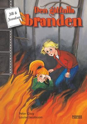 E-bok Den gåtfulla branden av Peter Gissy