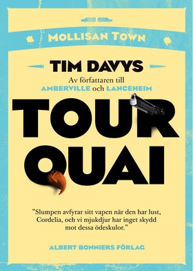 E-bok Tourquai av Tim Davys