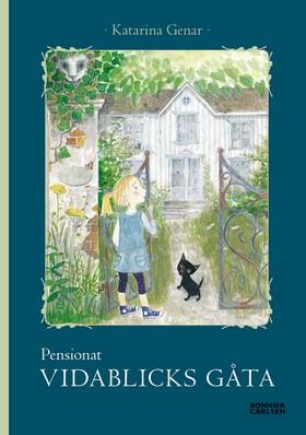 E-bok Pensionat Vidablicks gåta av Katarina Genar