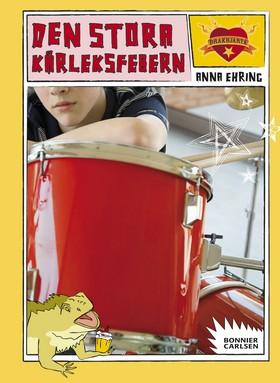 E-bok Den stora kärleksfebern av Anna Ehring