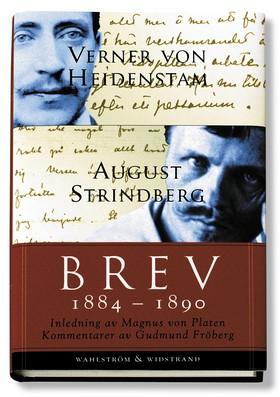 Brev 1884-1890 av August Strindberg