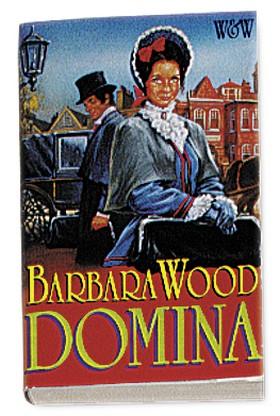 Domina av Barbara Wood