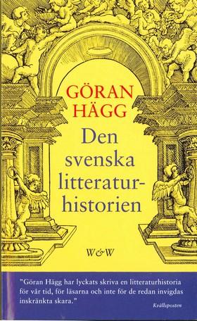 Den svenska litteraturhistorien av Göran Hägg