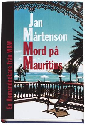Mord på Mauritius av Jan Mårtenson