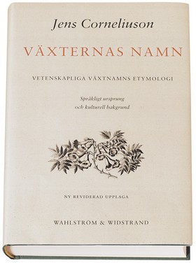 Växternas namn