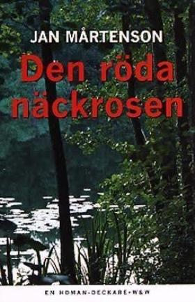 Den röda näckrosen av Jan Mårtenson