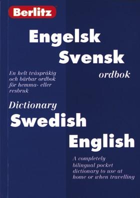Engelsk-Svensk/Svensk-Engelsk fickordbok