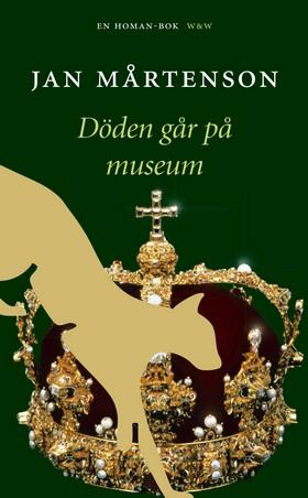Döden går på museum av Jan Mårtenson