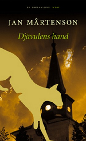 Djävulens hand av Jan Mårtenson