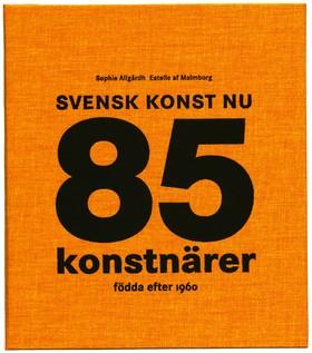 Svensk konst nu. 85 konstnärer