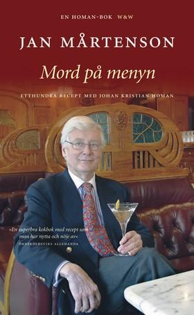 Mord på menyn av Jan Mårtenson