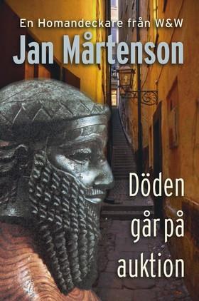 Döden går på auktion av Jan Mårtenson