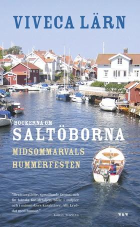 Böckerna om Saltöborna av Viveca Lärn