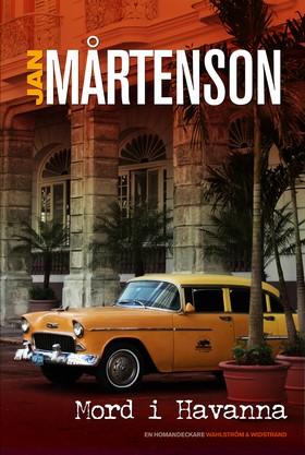 Mord i Havanna av Jan Mårtenson