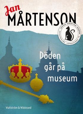 E-bok Döden går på museum av Jan Mårtenson