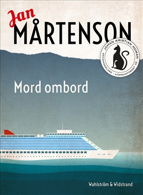 E-bok Mord ombord av Jan Mårtenson