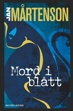 E-bok Mord i blått av Jan Mårtenson