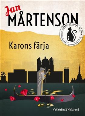E-bok Karons färja av Jan Mårtenson
