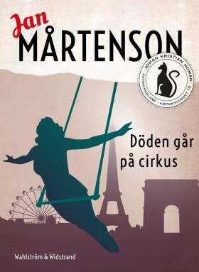 E-bok Döden går på cirkus av Jan Mårtenson