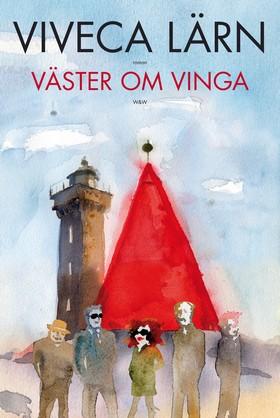 E-bok Väster om Vinga av Viveca Lärn