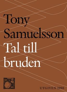 E-bok Tal till bruden av Tony Samuelsson
