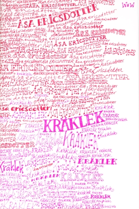 E-bok Kräklek av Åsa Ericsdotter