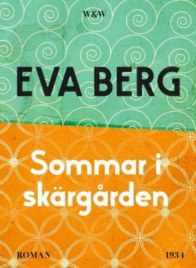 E-bok Sommar i skärgården av Eva Berg