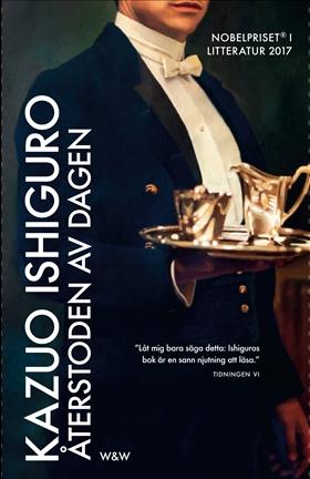 E-bok Återstoden av dagen av Kazuo Ishiguro
