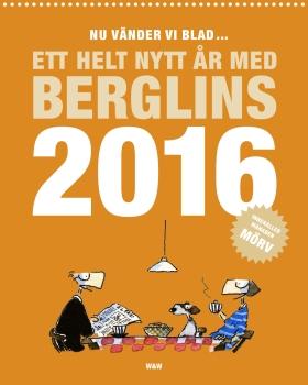Nu vänder vi blad … Ett helt nytt år med Berglins 2016