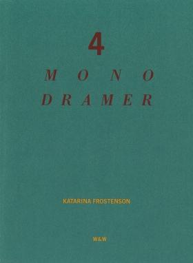 E-bok 4 monodramer av Katarina Frostenson